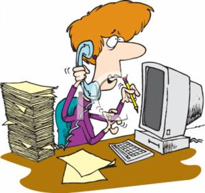 0511-0703-0118-4212_Businesswoman_Multitasking_clipart_image